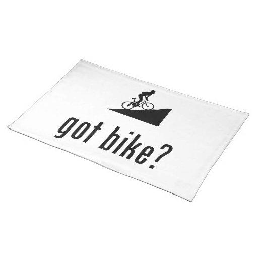 Mountain Biking Place Mat