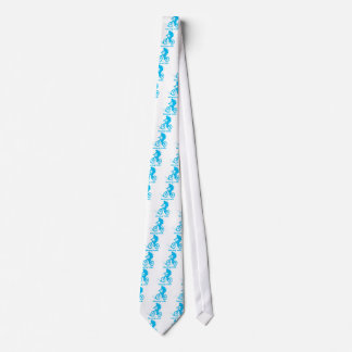 Mountain biking specialty shirt tie
