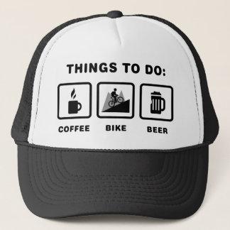 Mountain Biking Trucker Hat