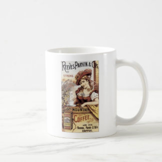 MOUNTAIN BREW COFFEE MUG