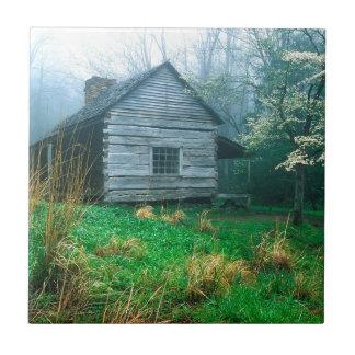 Mountain Bud Ogles Smoky Tennessee Tile