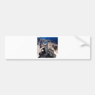 Mountain Bugaboo Spire Canada Bumper Sticker