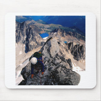 Mountain Bugaboo Spire Canada Mouse Pad