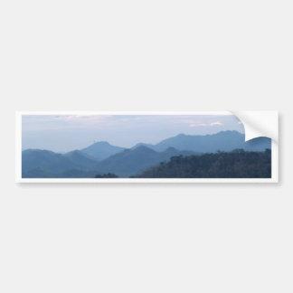 Mountain Bumper Sticker
