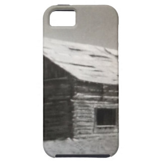 Mountain Cabin iPhone 5 Cover