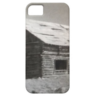Mountain Cabin iPhone 5 Case