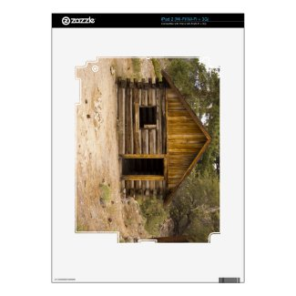 Mountain Cabin Ipad 2 Decals