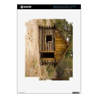 Mountain Cabin Ipad 3 Skins