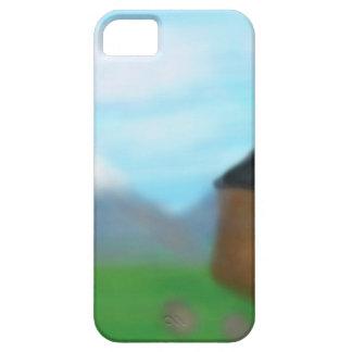 Mountain Cabin iPhone 5 Case