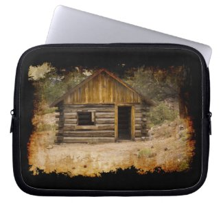 Mountain Cabin Laptop Bag