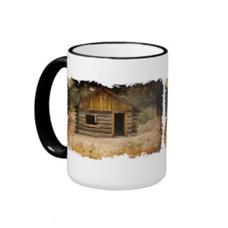 Mountain Cabin Mug