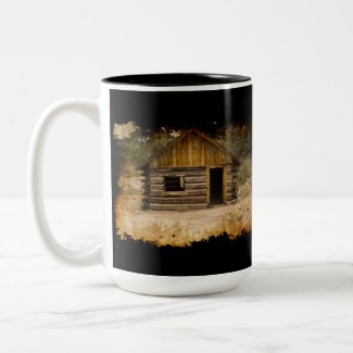 Mountain Cabin Mugs