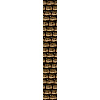 Mountain Cabin Necktie
