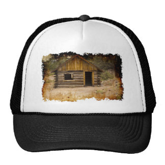 Mountain Cabin Trucker Hat