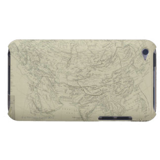 Mountain Chains iPod Touch Case