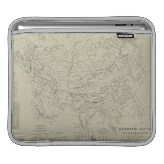 Mountain Chains Sleeve For iPads