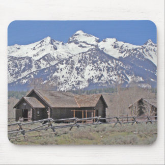mountain chapel mouse pad