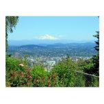 Mountain City Scenic, Portland, OR Postcard