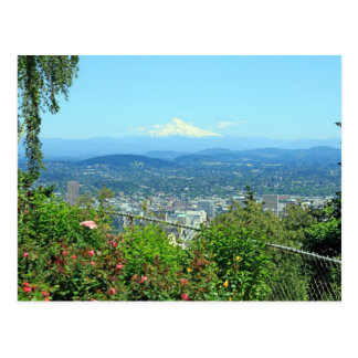 Mountain City Scenic, Portland, OR Postcard
