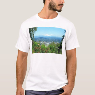 Mountain City Scenic, Portland, OR T-Shirt
