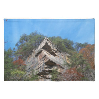 Mountain Cliff Place Mat