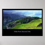 Velka Fatra National Park Slovakia Poster