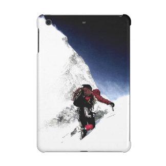 Mountain Climber Extreme Sports iPad Mini Retina Case