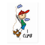 Mountain Climber Gift Postcard
