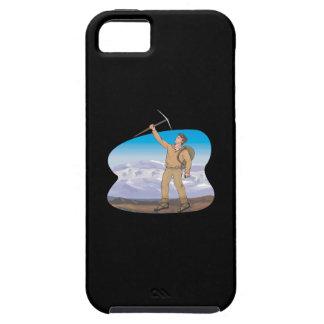 Mountain Climber iPhone SE/5/5s Case
