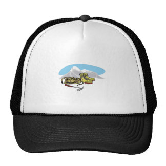 MOUNTAIN CLIMBING TRUCKER HAT