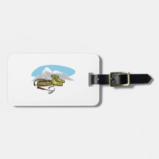 MOUNTAIN CLIMBING TAGS FOR BAGS