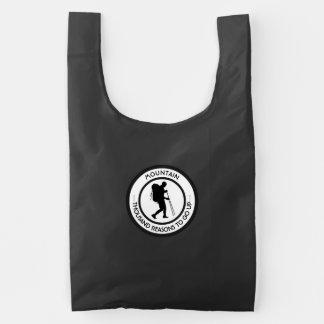 Mountain climbing reusable bag