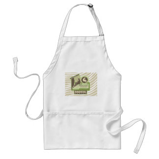 Mountain Climbing Tshirts and Gifts Adult Apron