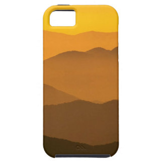 Mountain Clingmans Dome Carolina Cover For iPhone 5/5S
