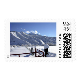 mountain collection3 postage stamps