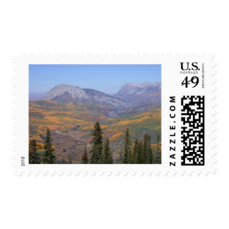mountain collection stamps