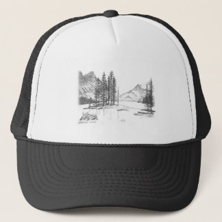 Mountain Continuation Trucker Hat