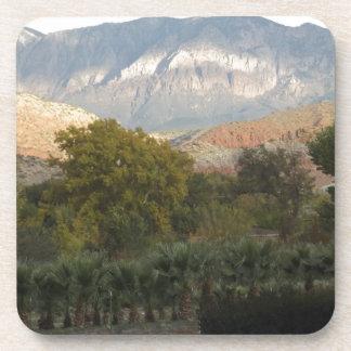 Mountain Beverage Coasters