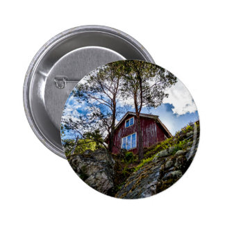 Mountain cottage buttons