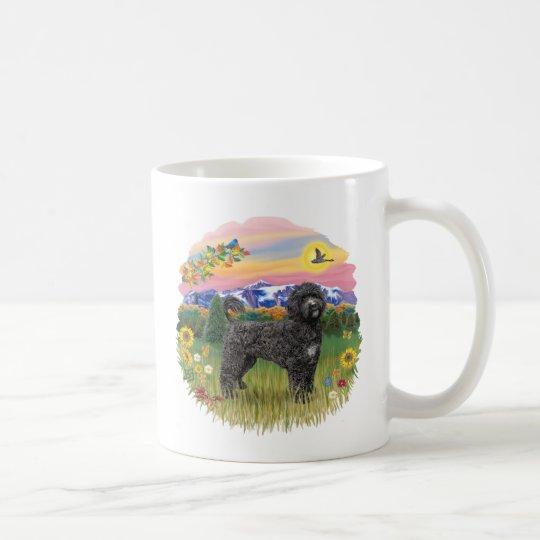Mountain Country - Black Portie 2C Coffee Mug