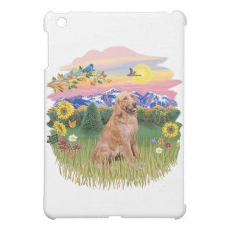 Mountain Country - Golden iPad Mini Cases