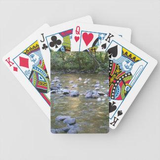 Mountain Creek Bicycle Playing Cards