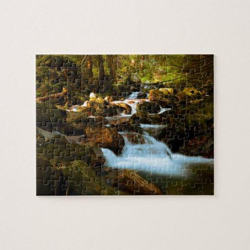 Mountain Creek Jigsaw Puzzle
