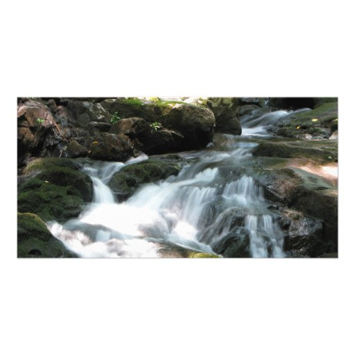 Mountain Creek Picture Card
