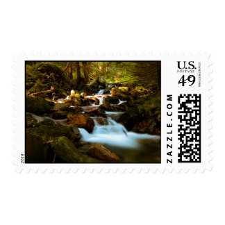 Mountain Creek Postage Stamp