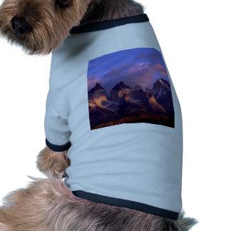 Mountain Cuernos Del Paine los Andes Chile Ropa De Mascota