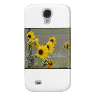 Mountain Daisy Samsung Galaxy S4 Case