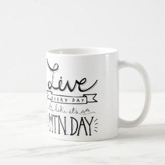 Mountain Day Mug