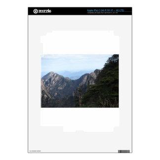 mountain decal for iPad 3