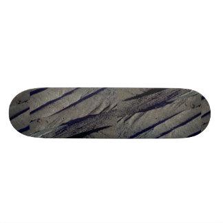 Mountain design skate board decks